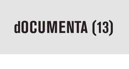 One example of the visual identity of dOCUMENTA (13) designed by Leftloft